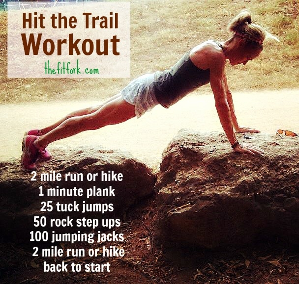 Hit the Trail Workout