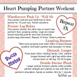 Heart Pumping Partner Workout