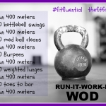 Run It Work It WOD