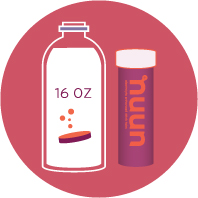 How to use Nuun Hydration.