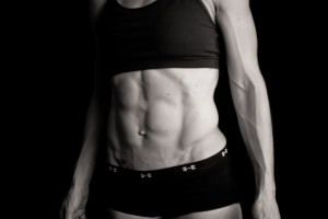 Valerie Hunt CrossFit abs