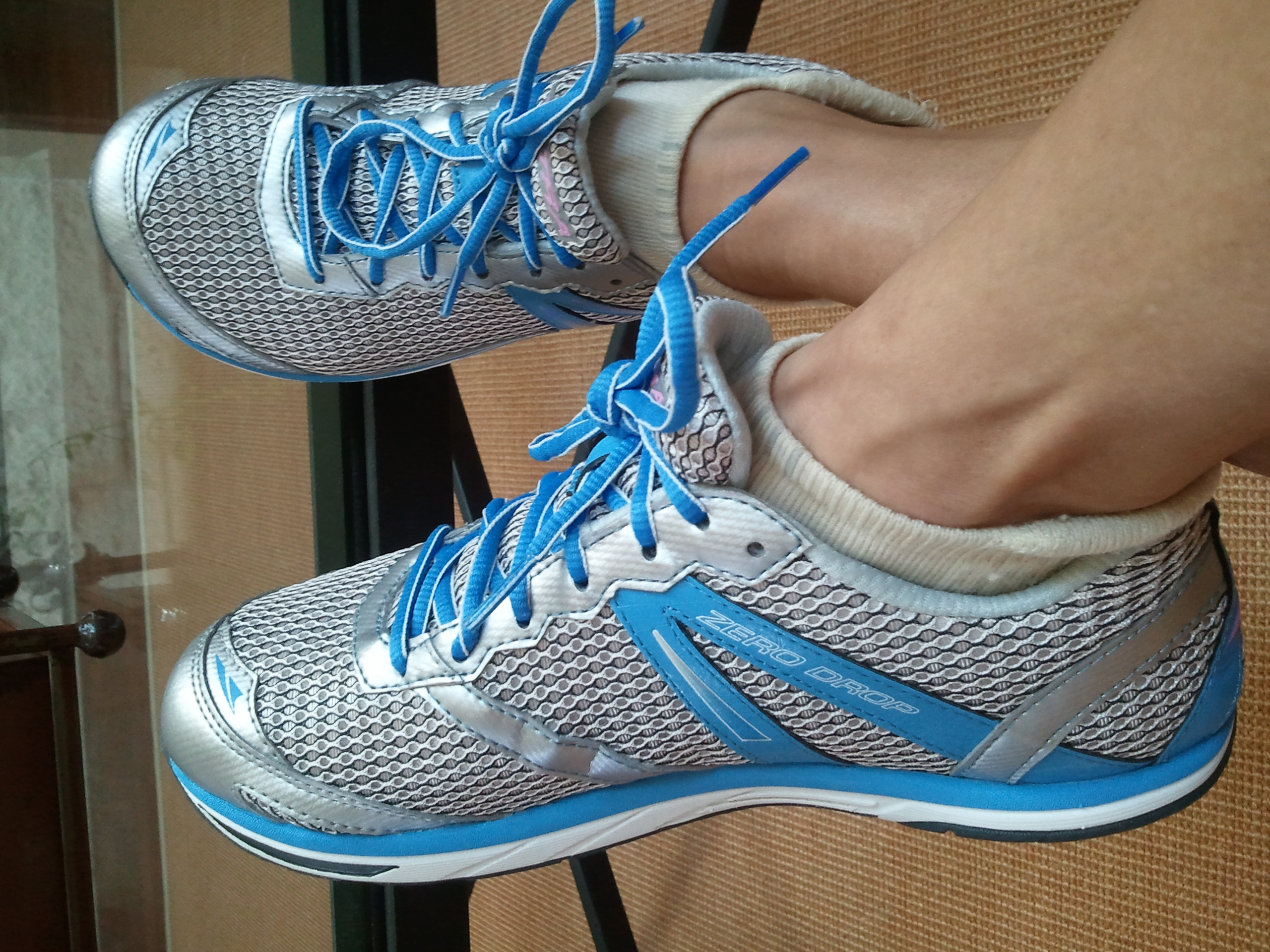 Running With Women S Intuition Altra Zero Drop Shoe Review Thefitfork Com