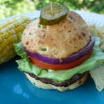 Some Kind of Bun-derful  – Dad's Jalapeno Cheese Hamburger Bun Recipe