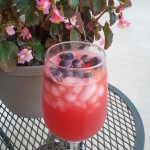 With Hydration and Juice For All! Nuun-ified Watermelon-Blueberry-Pomegranate Agua Fresca Recipe