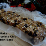 McD's in the Athlete's Village? Try No-Bake Chocolate Chip Protein Bars Recipe for Olympic-Sized Snacking