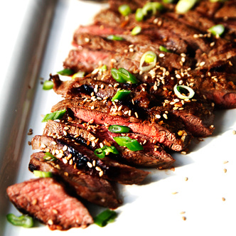 Steak Marinade Recipe Thefitfork Com