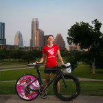 Elite Eats: Pro Triathlete Natasha van der Merwe Spices Up With Jamaican Beef Kabob Recipe
