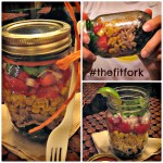 """""""Jar"""" Going to Love Lunch! Ancho-Chile Chopped Chicken Salad Recipe"""