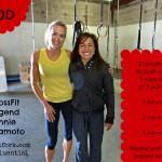 CrossFit & Fearless, Annie Sakamoto and Sore Shoulders