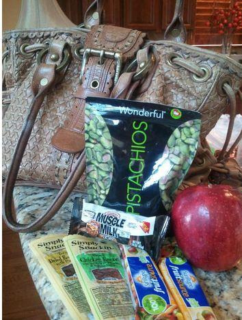 purse snacks