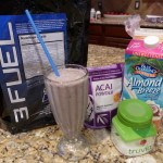 Coconut, Acai Berry & Banana Smoothie Recipe with 3Fuel – EatSmart Scale Saves Day