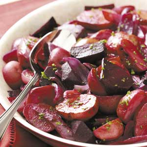 can't be beet salad