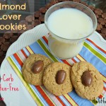 Happy National Almond Day! Munch on my Almond Lover Cookie Recipe