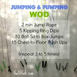 Wednesday WOD – Turn Hump Day into Jump Day!
