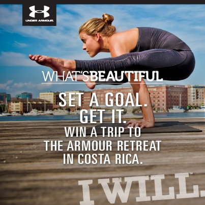under armor costa rica whats beautiful