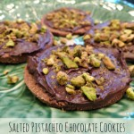 Sensible Sweets | Salted Pistachio Chocolate Cookie Recipe #Paleo
