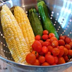 Bumper Crop Boogie | How to Blanch and Freeze Summer Vegetables