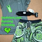 Favorite Gear #Giveaway – Fitness Skort, Run Shirt & Fuel Belt