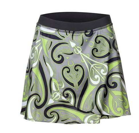 yellowman ymx tribal running skirt