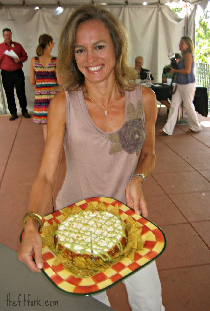 jennifer fisher hatch green chile cheesecake thefitfork