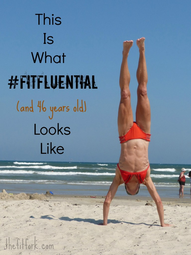 jennifer fisher - thefitfork.com - what fitfluential and 46 years looks like
