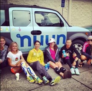 Nuun Hood to Coast Team 2013