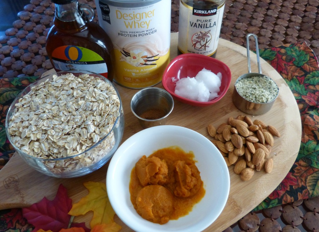 pumpkin protein ingredients