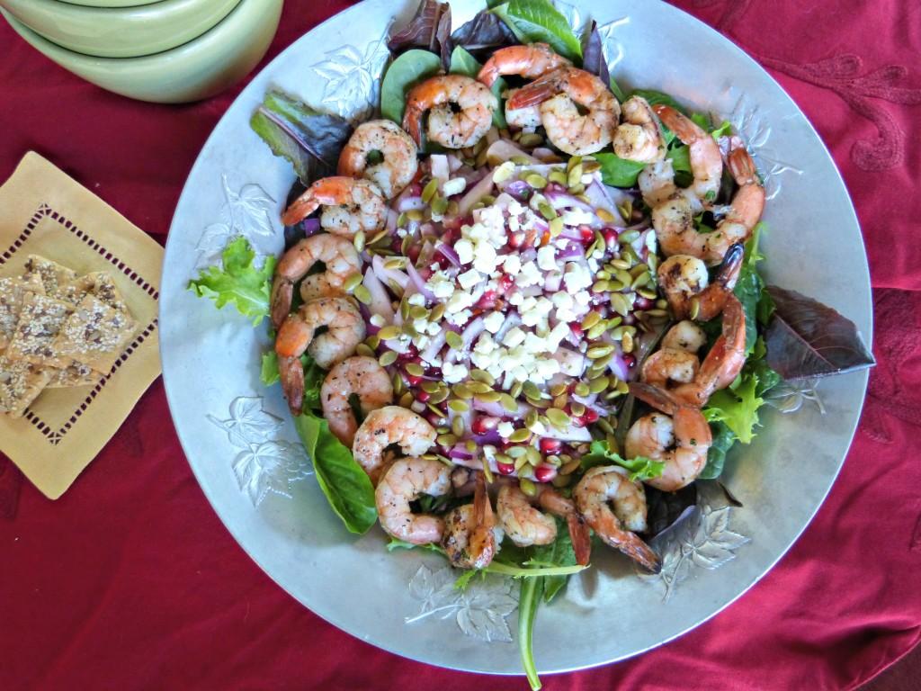 jennifer fisher litehouse jicima pomegranate salad 1 big
