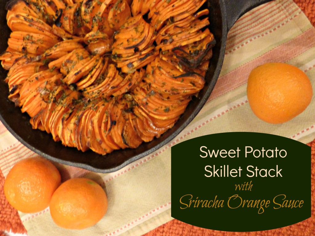 jennifer fisher sweet potato skillet stack text