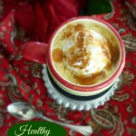 Seasonal Sweets | Healthy Egg Nog Pudding Recipe