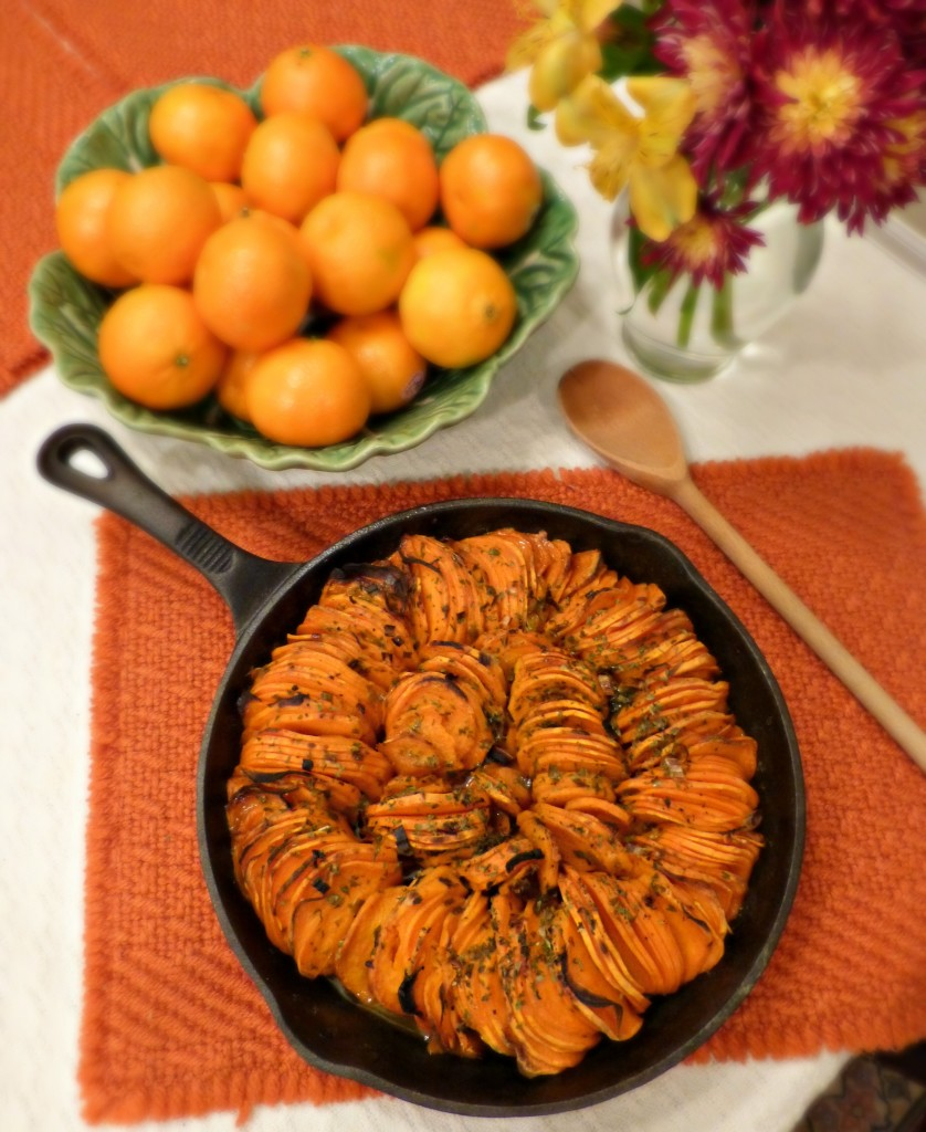 jennifer fisher thefitfork sweet potato ruffle