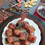 Happy Umami-days! Figgy Blue Cheese & Bacon Bites