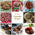 Healthy Chocolate Recipe Round-Up!