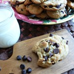 Splurge-worthy! Best Ever Chocolate Chip Cookie #Recipe