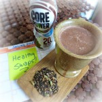 Healthy Movie Night Munchies | Chocolate Chai & Caramel Almond Popcorn