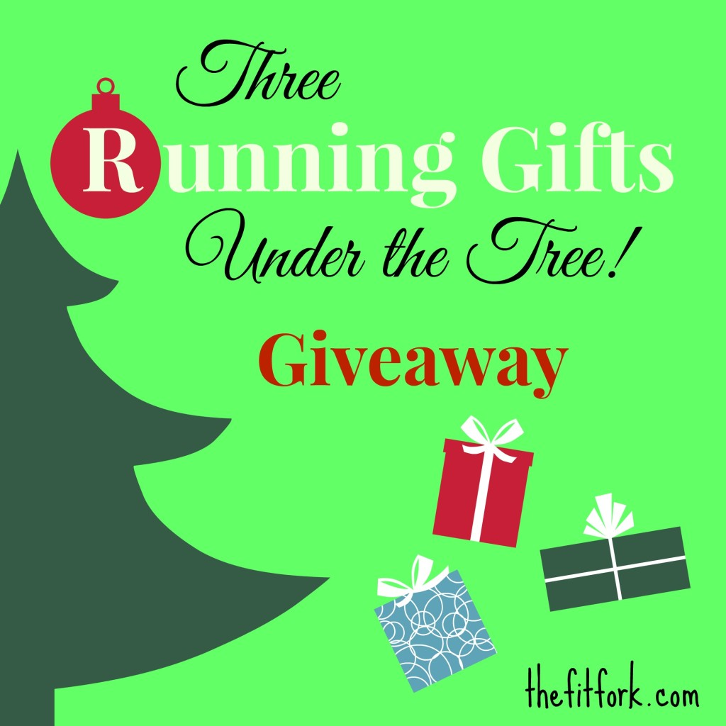 jennifer fisher thefitfork.com three running gifts