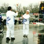 Yeah, I Ran in the Olympics (Sorta!) + Torch Bearer WOD