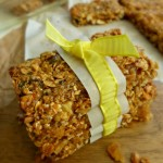Oat Yeah! Caramel Cashew Energy Bars & OatWorks Smoothie Giveaway