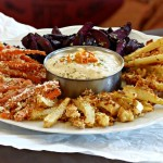 Rah-Rah! Baked Root Veggie Fries Recipe