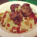 Heart-Healthy Beef Meatballs & Oatmeal for Breakfast Steal the Show!