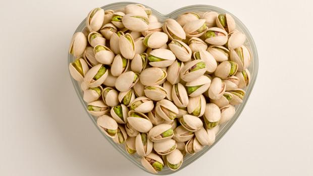 heart healthy pistachio