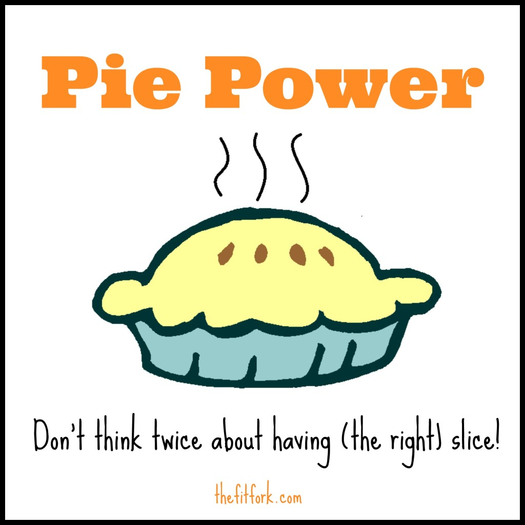 The Power of Pie