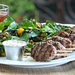 Quick Beef Kofta Kebabs & Global Kitchen #Giveaway
