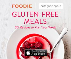 foodie gluten-free meals
