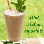 Mint Melon Smoothie Recipe + Apera Review