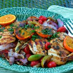 Healthy Grilling | Mojo Chicken Breast with Citrus Recipe
