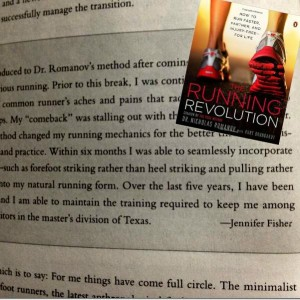running revolution text