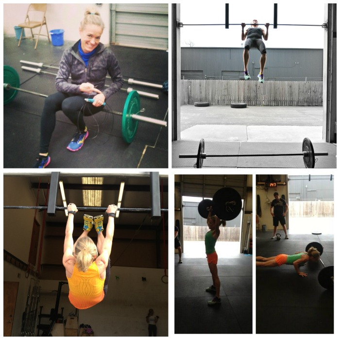 Scenes from my experience in CrossFit Games Open 2014.