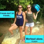 Grab a Friend Workout & Harvest Snaps #Giveaway