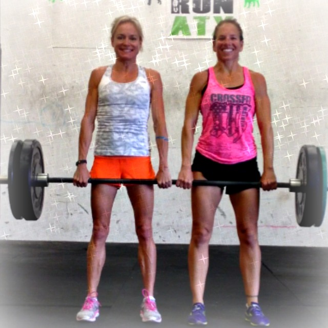 Jennifer Valerie deadlift